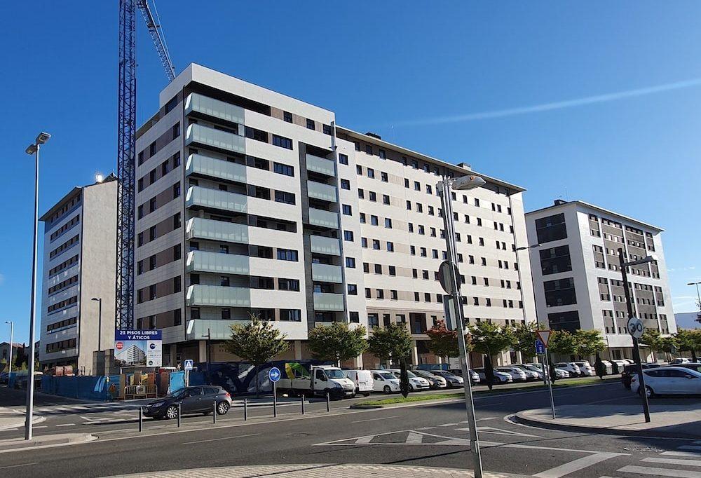 24 viviendas en Mugartea - 2020